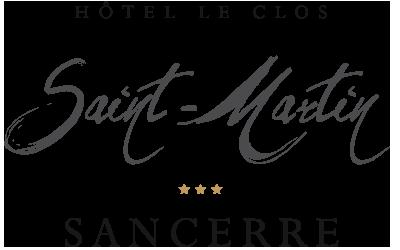 Logo Hotel Le Clos Saint-Martin